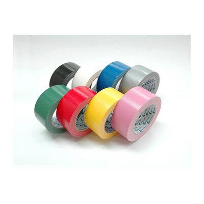 リンレイ 梱包用布粘着テープ カラー No.384 緑 (30巻入)