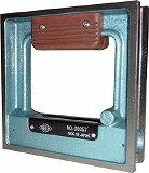 TRUSCO 角型精密水準器 A級 寸法150X150 感度0.02 TSLA1502