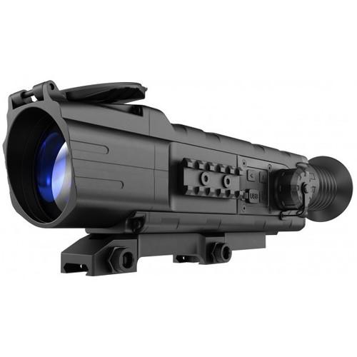 送料無料 新品●Pulsar ナイトビジョン デジタル赤外線 暗視スコープ Pulsar N750 ●パルサー Pulsar N750  ウィーバーマウント サバゲー