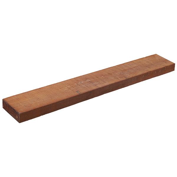 木製(ウリン材)ミニ枕木150cm(ガーデニング用高耐久性木材) 2本セット