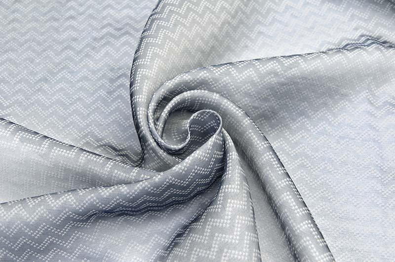 イタリア製【GA社】コットンブレンド・オーガンジー地織ヘリンボーンブラウス着分1.5m単位 生地・布