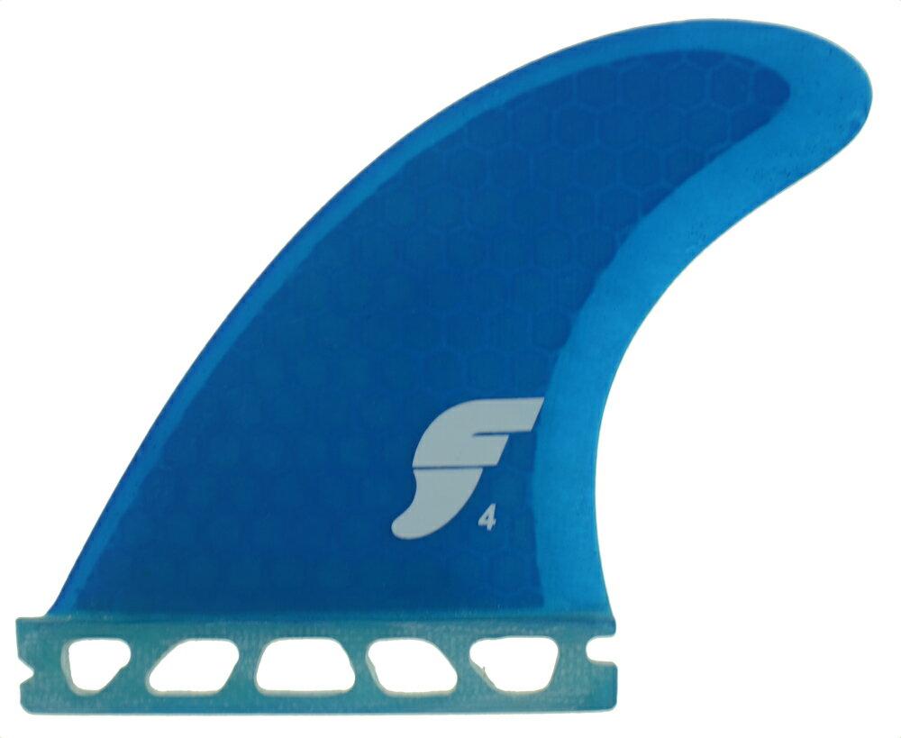 FUTURE(フューチャー)サーフボード用フィン・RTM-HEX-F4