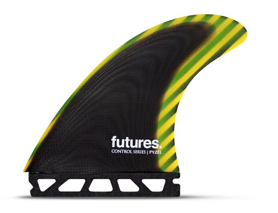 FUTURE(フューチャー)サーフボード用フィン・CONTROLシリーズ PYZEL