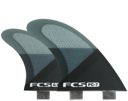 FCSフィン PC-7 クアッドフィンセット