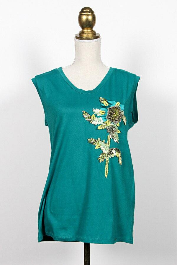 レディース Just Cavalli(ジャスト カヴァリ/ジャスト カバリ) Tシャツ size:S