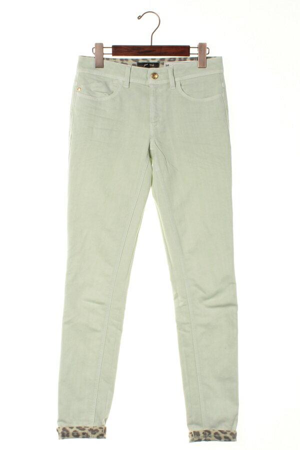 レディース Just Cavalli(ジャスト カヴァリ/ジャスト カバリ) 5ポケットパンツ size:25