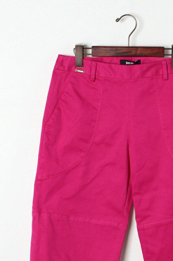 レディース Just Cavalli(ジャスト カヴァリ/ジャスト カバリ) パンツ size:40(日本Lサイズ)
