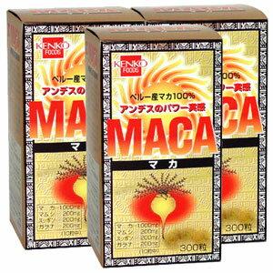 MaCa(マカ)【3本セット】健康フーズ(サプリメント)【RCP】【同梱区分J】