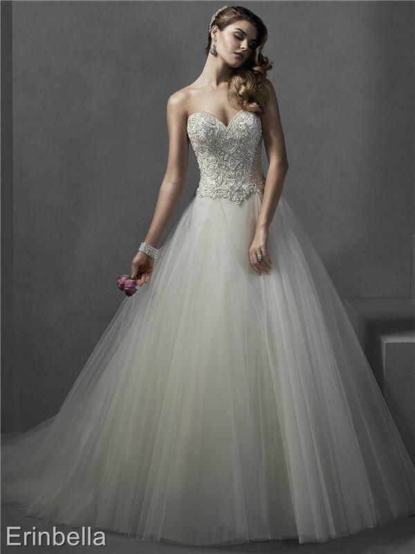 ウェディングドレス プリンセスライン プリンセス ロングドレス TW1747