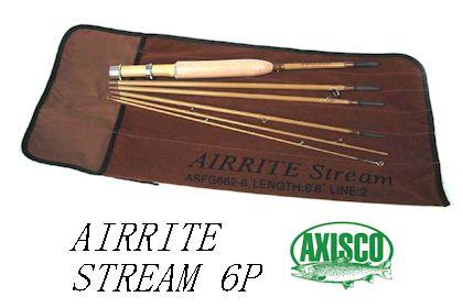 AIRRITE STREAM 6P ASFG763-6  <アキスコ/AXISCO>