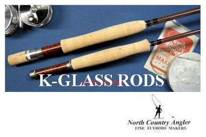 K-Glass 2pcs 6334-2  <nca ノースカントリーアングラーNorthCountryAngler>