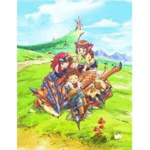 【送料無料】モンスターハンター ストーリーズ RIDE ON Blu-ray BOX Vol.1 【Blu-ray】