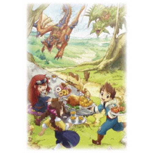 【送料無料】モンスターハンター ストーリーズ RIDE ON Blu-ray BOX Vol.4 【Blu-ray】
