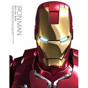 【送料無料】アイアンマン Blu-ray BOX 【Blu-ray】