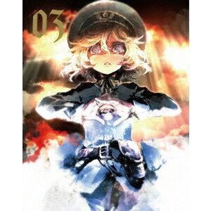 【送料無料】幼女戦記 3 【Blu-ray】