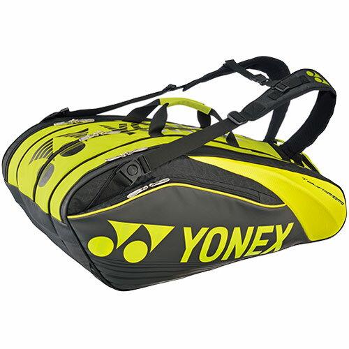 【送料無料】ヨネックス(YONEX) ラケットバッグ9(リュック付き) BAG1602N 763 【ラケットバッグ 9本入り用 テニスバッグ】