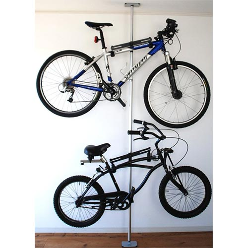 【送料無料】キャップ(CAP) BIKEラック・ツッパリ君(2台用) 178 【バイクラック ディスプレイ オプションパーツ 自転車競技】