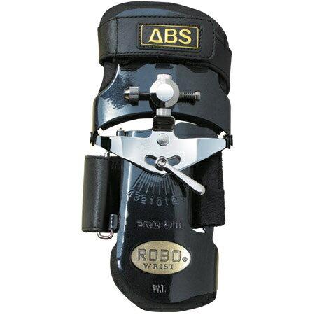 【送料無料】ABS(アメリカン ボウリング サービス) ロボリスト ショートモデル ガンメタリック GM 【ボウリンググローブ リスタイ サポーター ボーリング】
