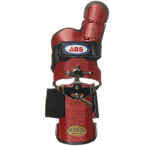 【送料無料】ABS(アメリカン ボウリング サービス) ロボリスト 左用 レギュラーサイズ ワイン WI 【ボウリンググローブ リスタイ サポーター ボーリング】