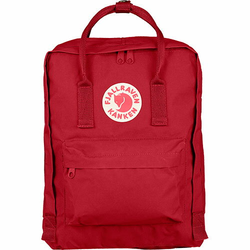 【送料無料】フェールラーベン(FJALL RAVEN) カンケン バッグ Kanken 325-Deeo-Red 23510 【デイパック リュックサック ザック バックパック】