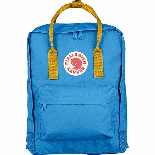 【送料無料】フェールラーベン(FJALL RAVEN) カンケン バッグ Kanken 525-141-UN-Blue-Warm-Yellow 23510 【デイパック リュックサック ザック バックパック】