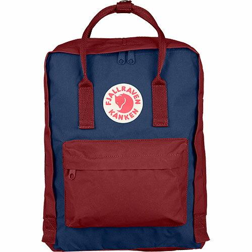【送料無料】フェールラーベン(FJALL RAVEN) カンケン バッグ Kanken 540-326-Royal-Blue/Ox-Red 23510 【デイパック リュックサック ザック バックパック】