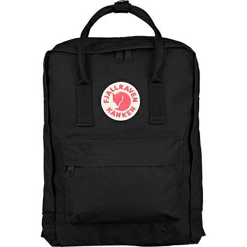 【送料無料】フェールラーベン(FJALL RAVEN) カンケン バッグ Kanken 550-Black 23510 【デイパック リュックサック ザック バックパック】