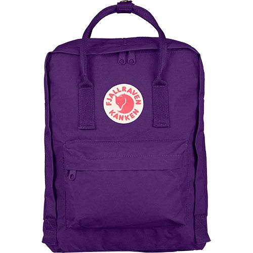 【送料無料】フェールラーベン(FJALL RAVEN) カンケン バッグ Kanken 580-Purple 23510 【デイパック リュックサック ザック バックパック】