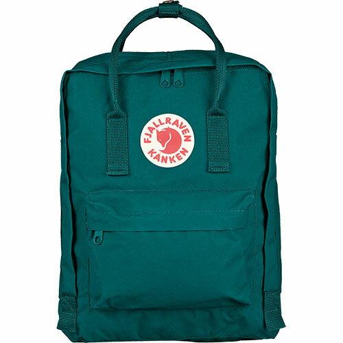 【送料無料】フェールラーベン(FJALL RAVEN) カンケン バッグ Kanken 645-Ocean-Green 23510 【デイパック リュックサック ザック バックパック】