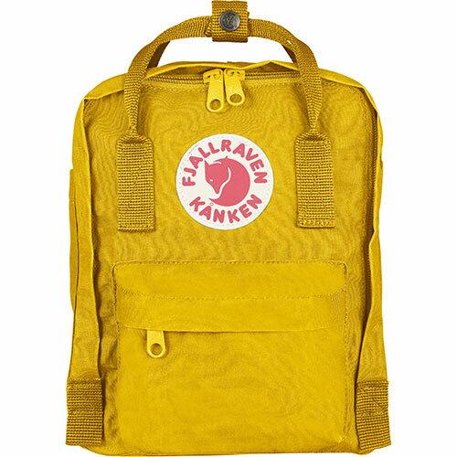 【送料無料】フェールラーベン(FJALL RAVEN) カンケン ミニ バッグ Kanken Mini 141-Warm-Yellow 23561 【デイパック リュックサック ザック バックパック】
