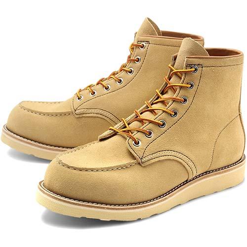 【送料無料】ビーシーアール(BCR) ワークブーツ サンドベージュ BC-283 【メンズ シューズ 靴】
