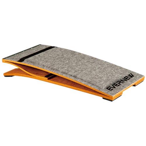 【送料無料】エバニュー(EVERNEW) ロイター板 ER-100DX EKF408 【踏み板 ふみきり板 とび箱 マット】