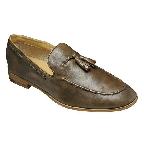 【REGAL(リーガル)】大人のカジュアルスリッポン(タッセル)・51DR(ダークブラウン)/メンズ 靴