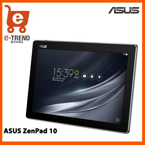 【送料無料】ASUS Z301M-GY16 [ZenPad 10 (10.1インチ/Wi-Fi アッシュグレー]【SIMフリー Android タブレット】