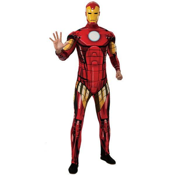 ハロウィンコスチューム デラックス アイアンマン Ad Iron Man