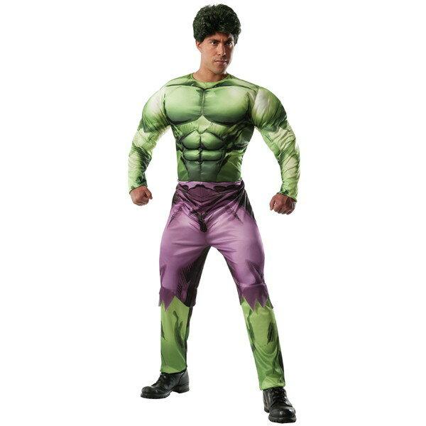 ハロウィンコスチューム ハルク Adult Dx. Hulk