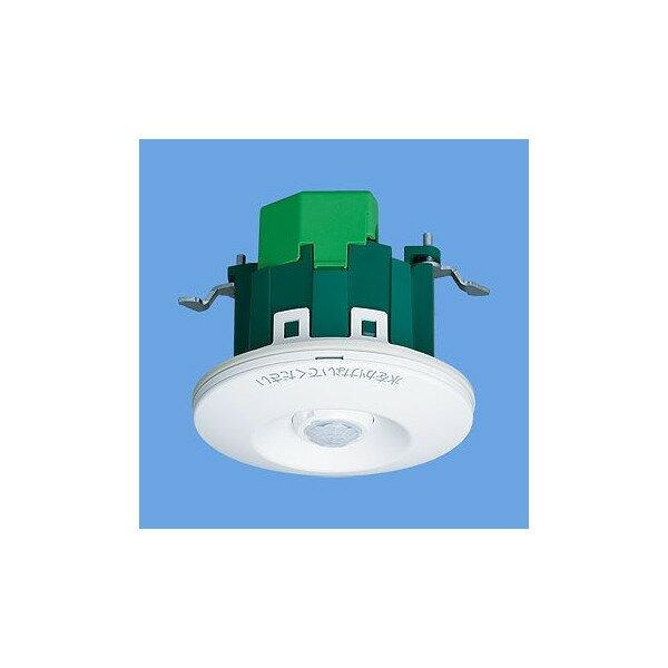パナソニック 軒下天井取付 熱線センサ付自動スイッチ(親器・蛍白両用)WTK4431