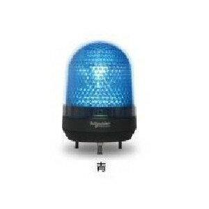 小型LED表示灯(φ100)[ブザー付]XVR3型(青)デジタルシグナリング【XVR3B06S】