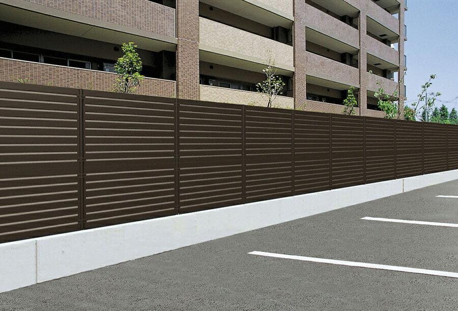 【全国設置工事も対応】積水樹脂 めかくし塀V型 簡易遮音 高尺タイプ【フェンス・囲い・簡単施工】エクスショップ