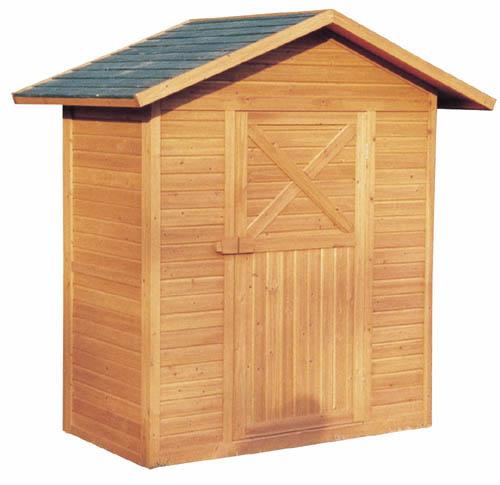 ガーデンストア1912 木製物置 収納庫