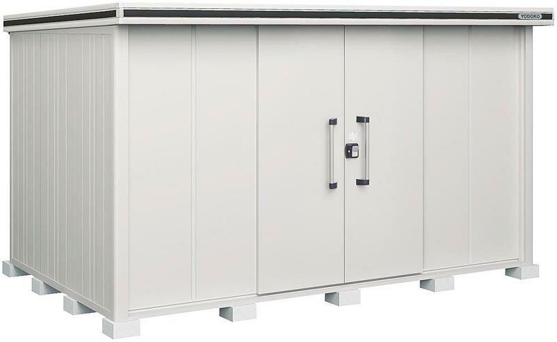 ヨド物置エルモ  LMD-3622 標準高 一般中・大型物置 屋外 物置き 送料無料 防災保管庫