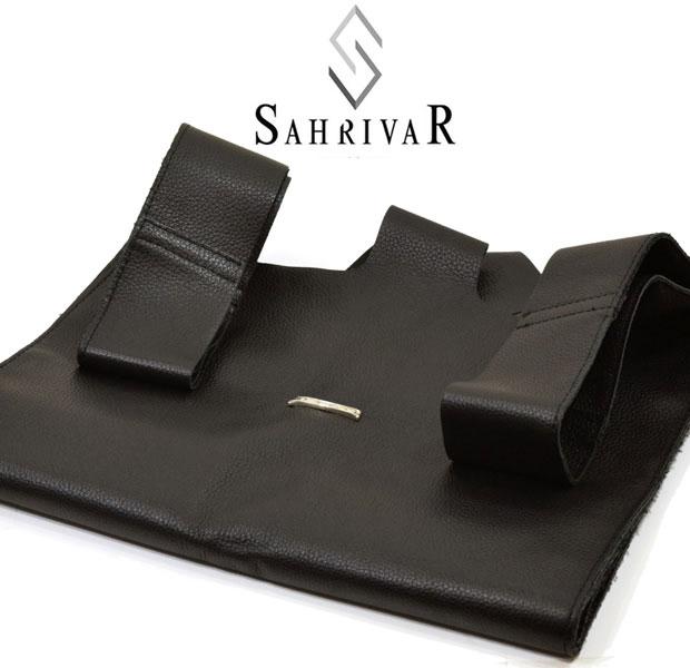 SAHRIVAR シャフリーバル SA09L14A レザー バッグ