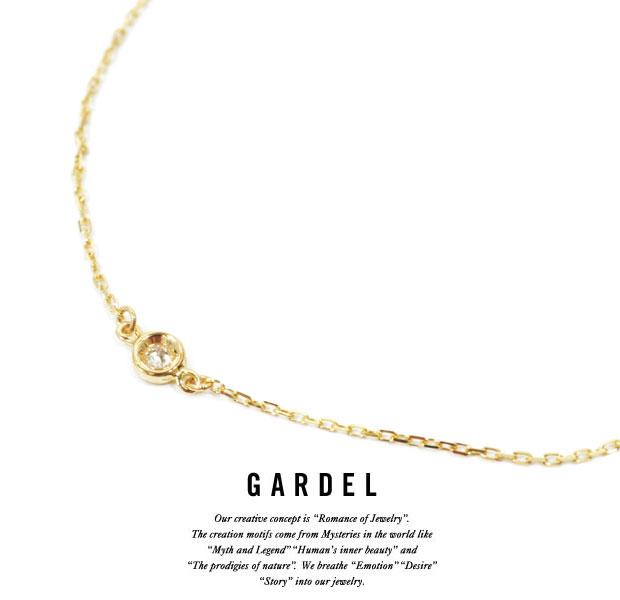 GARDEL ガーデル gdb061   FAIRY LARME BRACELET ブレスレット/BRACELET天然石/ダイヤモンド/シンプルK18 GOLD/ゴールドメンズ/レディースアクセサリー/ジュエリー