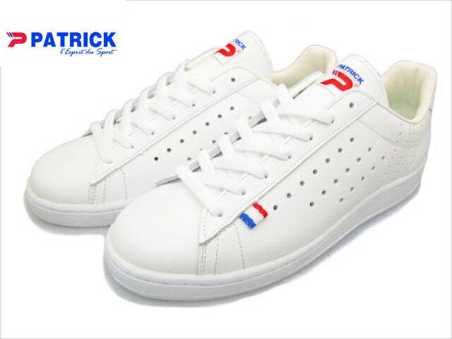 パトリック PATRICK ケベック QUEBEC メンズ レディース スニーカー ホワイト WHT 119630 日本製 MADE IN JAPAN 【送料無料】