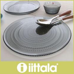 iittala ( イッタラ )  Kastehelmi ( カステヘルミ )315mm プレート / グレー【RCP】.