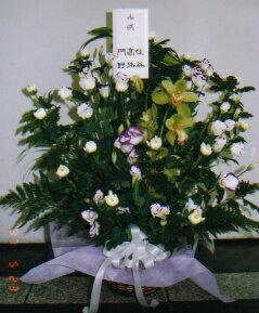 お供えかご花(E)
