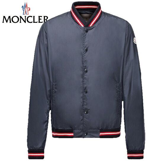 MONCLER モンクレール 2017年春夏新作 メンズ DUBOST(デュボスト)  ダークブルー ジャケット ベスト ブルゾン ダウン 高級 アウター