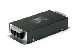在庫品 TDK-Lambda RTHN-5020 ノイズフィルタ ブロック端子 三相高減衰・高電圧パルス対応・低背 三相三線式 500V 20A