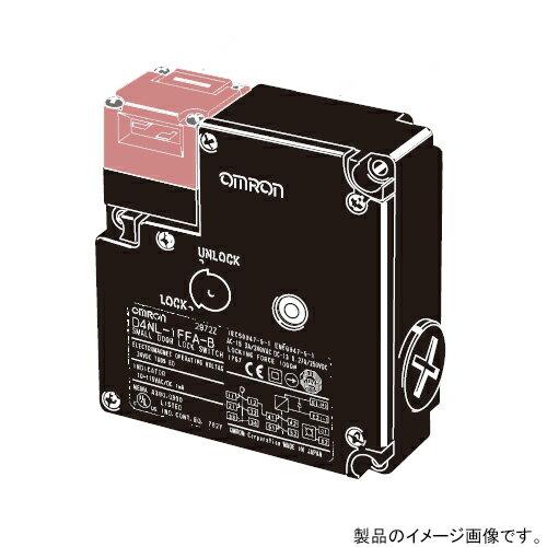 在庫品 オムロン D4NL-2CFG-B 小形電磁ロック・セーフティドアスイッチ 一般型キー ソレノイドロック/メカリリース G1/2 ※操作キーは別売