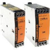 在庫品 KLNA240F-24-XUB ユーボン DINレール専用電源 KLNA-XUB